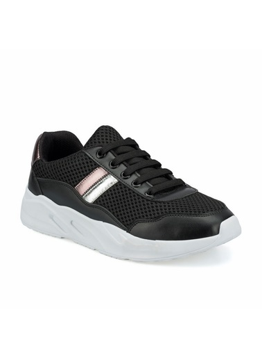 Polaris Spor Ayakkabı Siyah